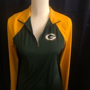 Green Bay Packers Quarter-Zip